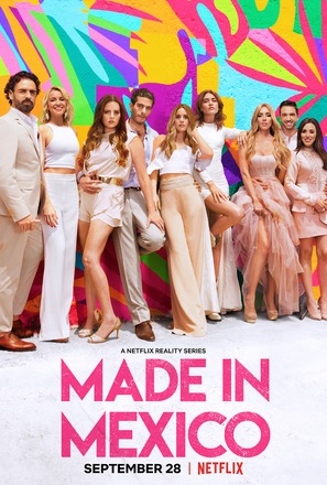 """Made in Mexico"" - Movie Poster (thumbnail)"