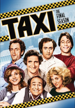 """Taxi"" - DVD cover (thumbnail)"