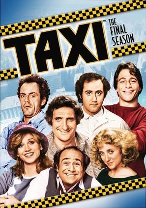 """Taxi"" - DVD movie cover (thumbnail)"