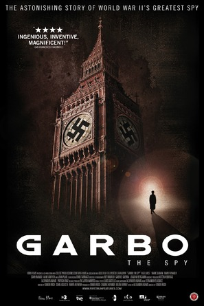 Garbo: The Spy - Movie Poster (thumbnail)