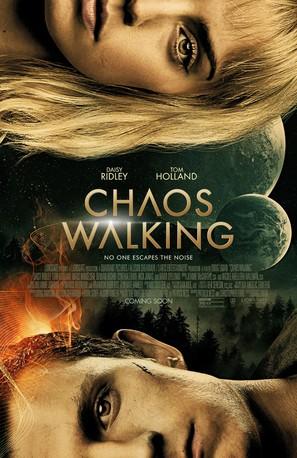Chaos Walking - Movie Poster (thumbnail)