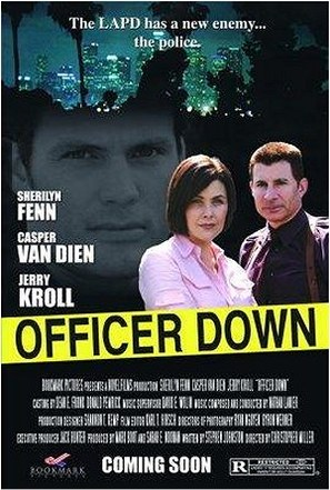Officer Down - Movie Poster (thumbnail)