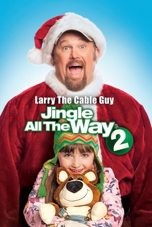Jingle All the Way 2 - Movie Cover (thumbnail)