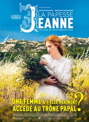 La papesse Jeanne - French Movie Poster (thumbnail)