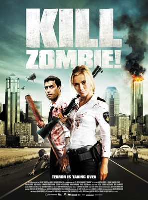Zombibi - Dutch Movie Poster (thumbnail)