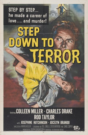 Step Down to Terror - Movie Poster (thumbnail)