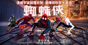 Spider-Man: Into the Spider-Verse - Chinese Movie Poster (thumbnail)