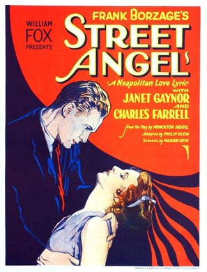 Street Angel - Movie Poster (thumbnail)