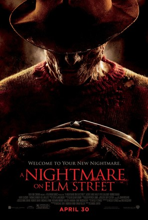 A Nightmare on Elm Street - Movie Poster (thumbnail)