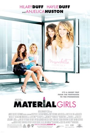 Material Girls - Movie Poster (thumbnail)