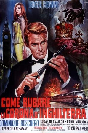 Come rubare la corona d'Inghilterra - Italian Movie Poster (thumbnail)