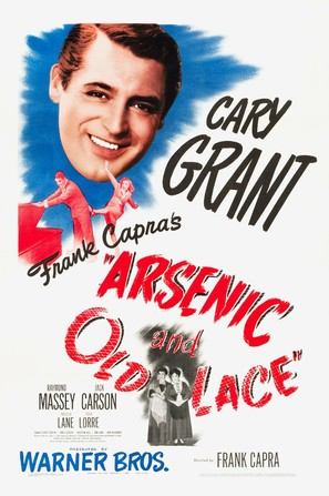 Arsenic and Old Lace - Movie Poster (thumbnail)