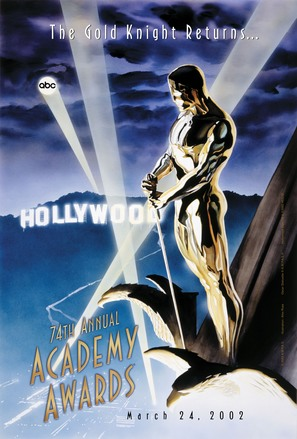 The 74th Annual Academy Awards - poster (thumbnail)