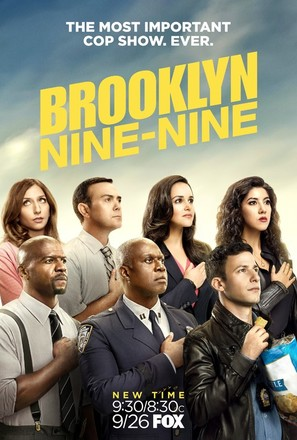 """Brooklyn Nine-Nine"" - Movie Poster (thumbnail)"