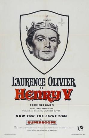 Henry V - Movie Poster (thumbnail)