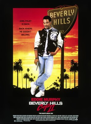 Beverly Hills Cop 2 - Movie Poster (thumbnail)