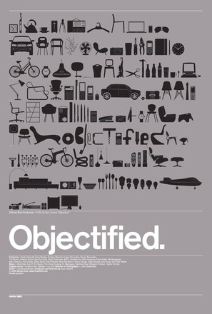 Objectified - Movie Poster (thumbnail)