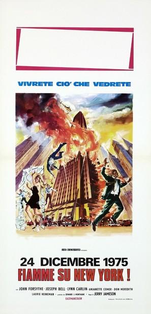 Terror on the 40th Floor - Italian Movie Poster (thumbnail)