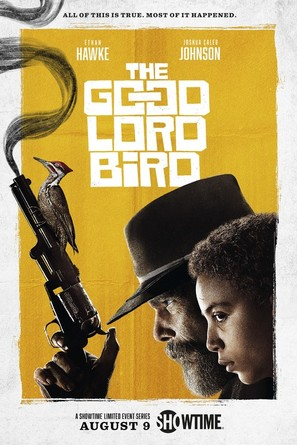 """The Good Lord Bird"" - Movie Poster (thumbnail)"