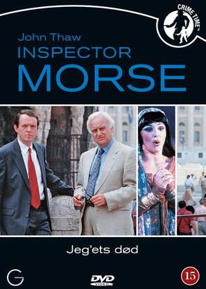 """Inspector Morse"" - Danish DVD movie cover (thumbnail)"