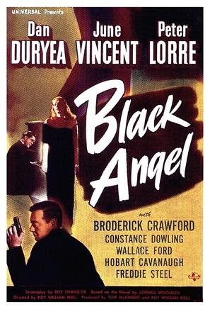 Black Angel - Movie Poster (thumbnail)