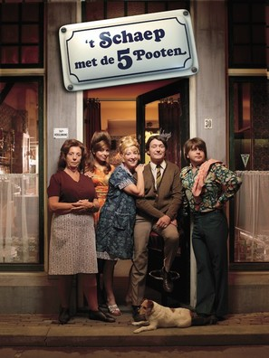 """Schaep Met De 5 Pooten, 't"" - Dutch Movie Poster (thumbnail)"