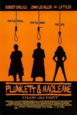 Plunkett & Macleane - Movie Poster (thumbnail)