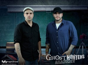 """""""Ghost Hunters Academy"""" - Movie Poster (thumbnail)"""