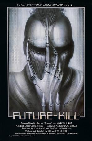 Future-Kill - Movie Poster (thumbnail)