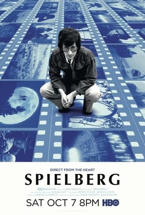 Spielberg - Movie Poster (thumbnail)