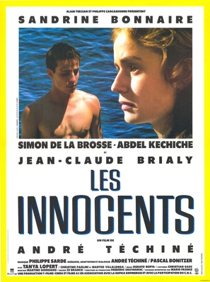 Les innocents - French Movie Poster (thumbnail)