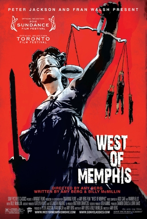 West of Memphis - Movie Poster (thumbnail)