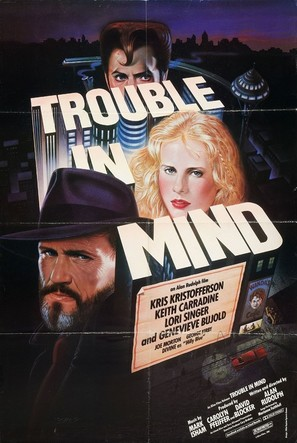 Trouble in Mind - Movie Poster (thumbnail)