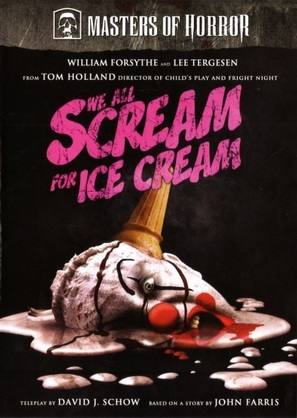 """Masters of Horror"" We All Scream for Ice Cream"