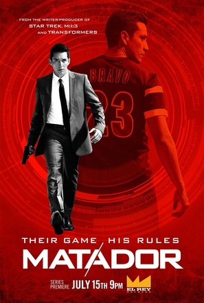 """""""Matador"""" - Movie Poster (thumbnail)"""