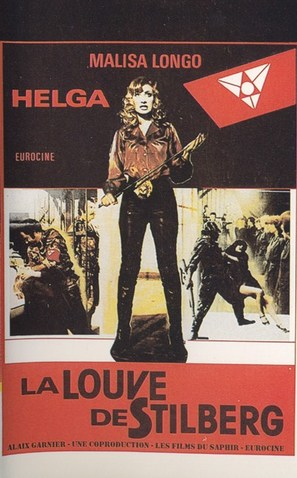 Helga, la louve de Stilberg - French Movie Poster (thumbnail)