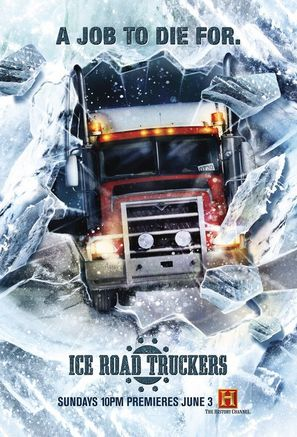 """Ice Road Truckers"" - Movie Poster (thumbnail)"