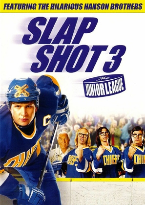 Slap Shot 3: The Junior League - Movie Cover (thumbnail)