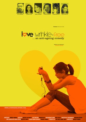 Love, Wrinkle-free - Indian Movie Poster (thumbnail)