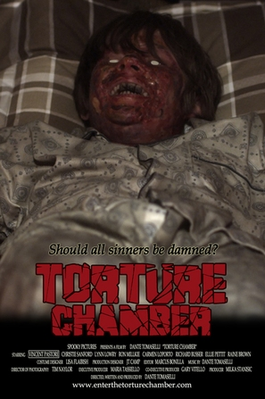 Torture Chamber - Movie Poster (thumbnail)
