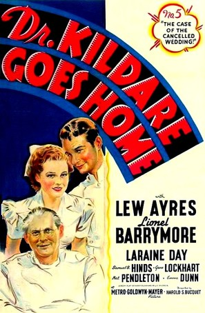 Dr. Kildare Goes Home - Movie Poster (thumbnail)