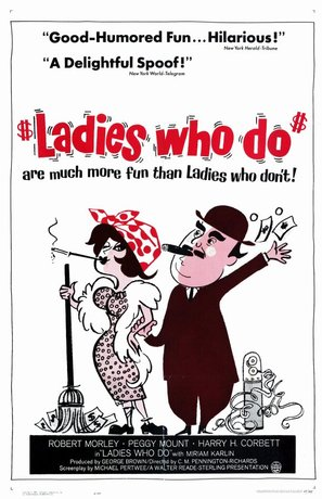 Ladies Who Do - Movie Poster (thumbnail)