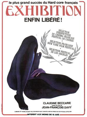Exhibition - French Movie Poster (thumbnail)