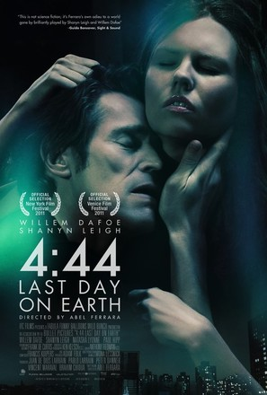 4:44 Last Day on Earth - Movie Poster (thumbnail)