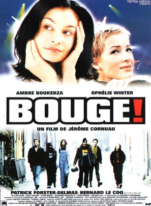 Bouge! - French Movie Poster (thumbnail)