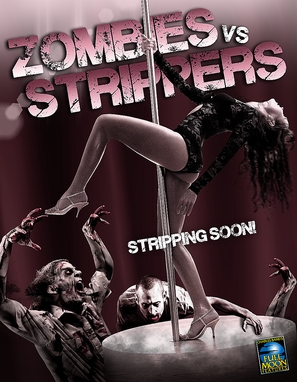 Zombies Vs. Strippers - Movie Poster (thumbnail)