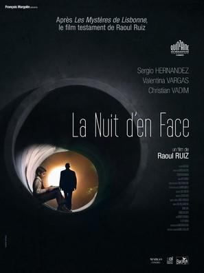 La noche de enfrente - French Movie Poster (thumbnail)
