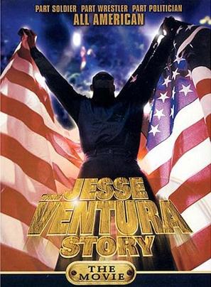 The Jesse Ventura Story - Movie Cover (thumbnail)
