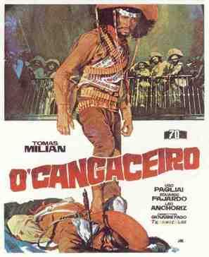 Cangaçeiro, O' - Spanish Movie Poster (thumbnail)