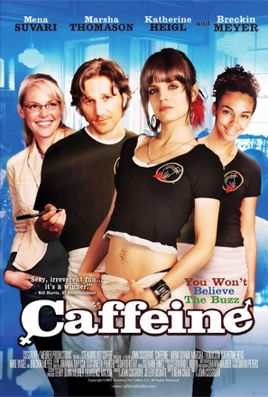 Caffeine - Movie Poster (thumbnail)